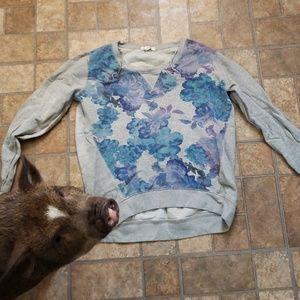 Gray  aeropostale sweatshirt